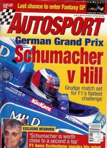 Autosport 7/27/95
